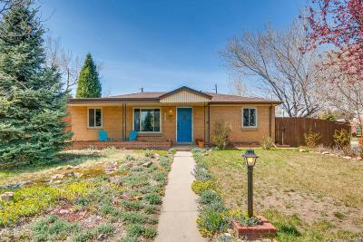 Edgewater Single Family Home Under Contract: 2095 Otis Street