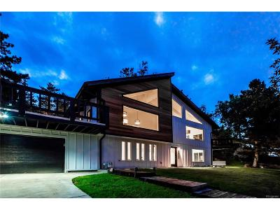 Golden Single Family Home Active: 14200 Foothill Circle