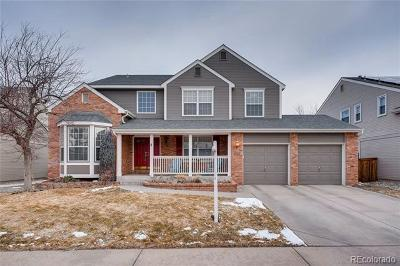 Highlands Ranch Single Family Home Active: 637 Huntington Place