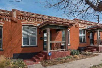 Denver Condo/Townhouse Active: 1231 31st Street