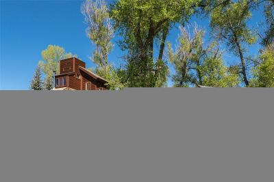 Steamboat Springs Single Family Home Active: 748 Deerfoot Arts Park Drive