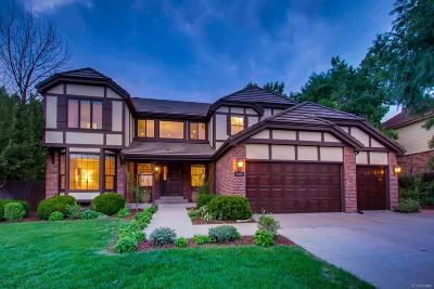 Lone Tree Single Family Home Under Contract: 9439 Oakbrush Way