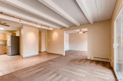 Denver Condo/Townhouse Active: 605 South Clinton Street #4A