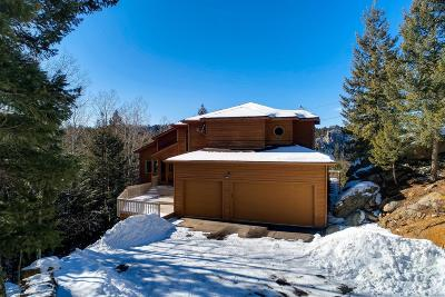 Evergreen Single Family Home Under Contract: 6744 Olympus Drive