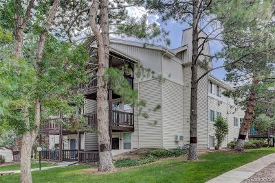 Aurora Condo/Townhouse Active: 17391 East Mansfield Avenue #812R