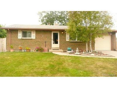 Arvada Single Family Home Active: 6480 West 77th Place