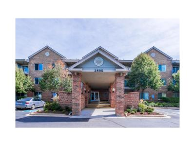 Arapahoe County Condo/Townhouse Under Contract: 2895 West Riverwalk Circle #203