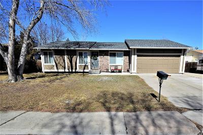 Arvada Single Family Home Under Contract: 6131 West 67th Place