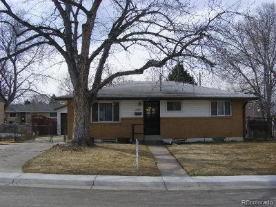 Single Family Home Under Contract: 3755 South Grove Street