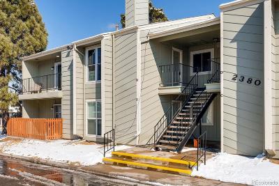 Centennial Condo/Townhouse Under Contract: 2380 East Fremont Avenue #H20