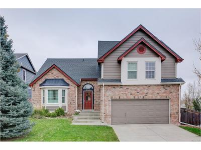 Highlands Ranch Single Family Home Under Contract: 6532 Yale Drive