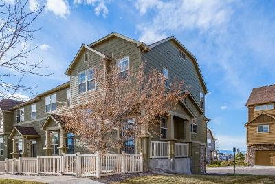 Castle Rock Condo/Townhouse Under Contract: 3912 Ute Mountain Trail