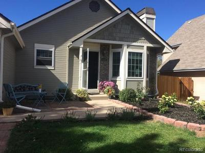 Aurora Single Family Home Active: 4767 South Zeno Street