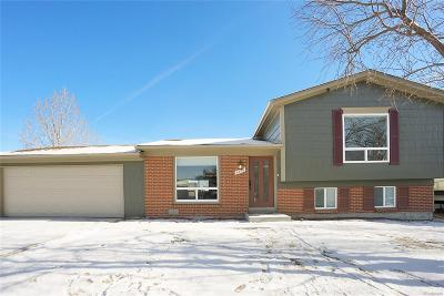 Morrison Single Family Home Active: 4306 South Xenophon Way
