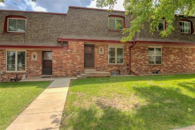 Broomfield County Condo/Townhouse Active: 1104 Northmoor Drive