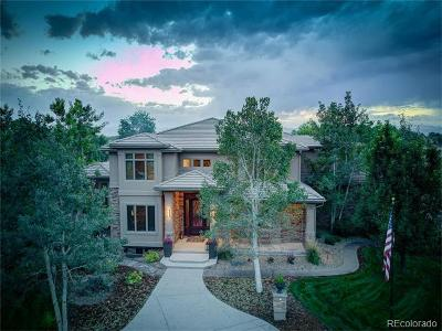 Mead Single Family Home Active: 17481 Foxtail Court