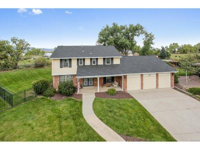 Arvada Single Family Home Active: 8799 Johnson Street