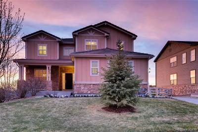 Broomfield Single Family Home Active: 2715 Gray Wolf Loop