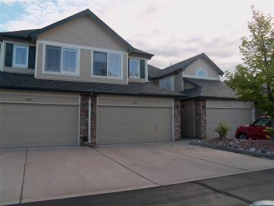 Deer Creek Condo/Townhouse Under Contract: 9221 West Chatfield Place