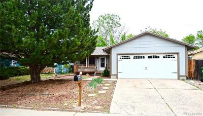 Aurora Single Family Home Active: 3586 South Norfolk Way