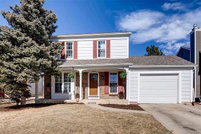 Single Family Home Sold: 19703 East Eastman Avenue