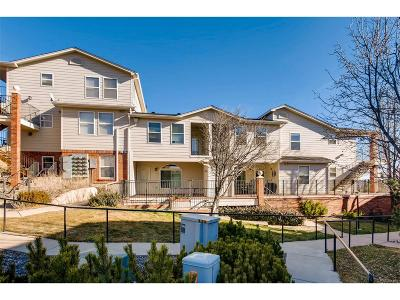 Lakewood Condo/Townhouse Active: 1630 South Deframe Street #C7