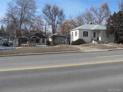 Wheat Ridge Single Family Home Under Contract: 2913 Sheridan Boulevard