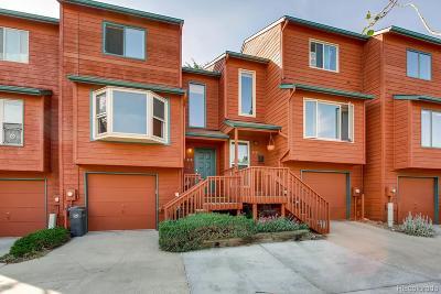 Golden Condo/Townhouse Under Contract: 403 Washington Avenue #B