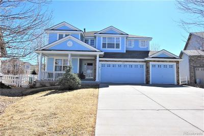Murphy Creek Single Family Home Under Contract: 1466 South Grand Baker Circle