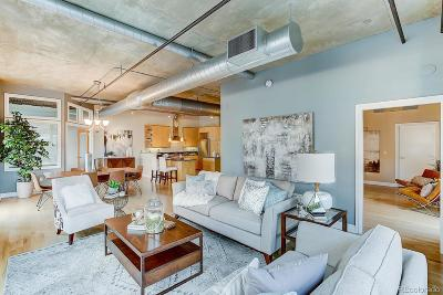 Denver Condo/Townhouse Active: 1890 Wynkoop Street #603