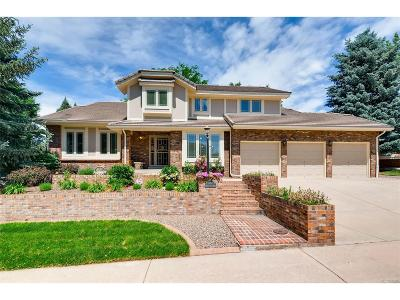 Aurora CO Single Family Home Active: $535,000