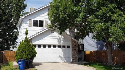 Westminster Single Family Home Active: 7787 Yates Street