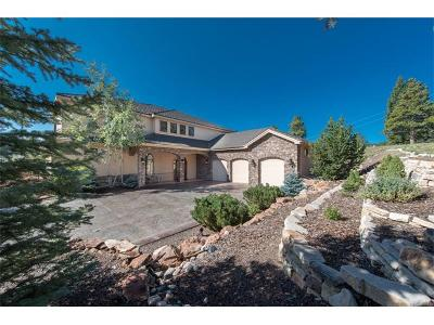 Conifer Single Family Home Sold: 28154 Belle Mont Trail