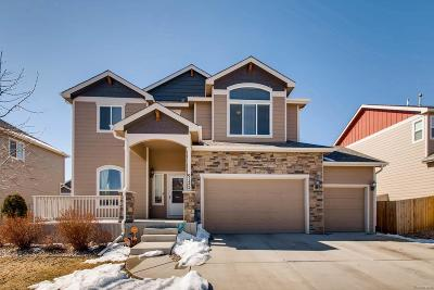 Frederick Single Family Home Under Contract: 9125 Harlequin Circle