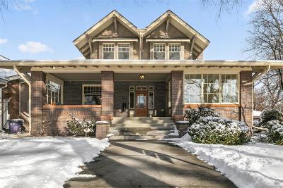 Denver Single Family Home Active: 730 Detroit Street