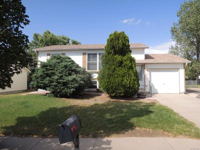 Aurora CO Single Family Home Active: $299,900