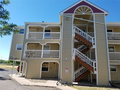 Castle Rock Condo/Townhouse Under Contract: 1291 South Gilbert Street #A-301