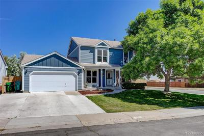 Westminster Single Family Home Active: 10803 West 100th Drive