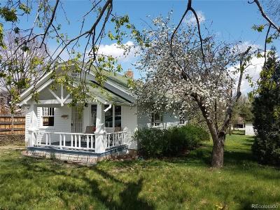Littleton Single Family Home Under Contract: 369 West Rafferty Gardens Avenue