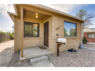 Park Hill, Parkhill Single Family Home Active: 2951 Poplar Street