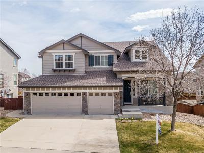 Littleton Single Family Home Under Contract: 9358 South Jellison Way