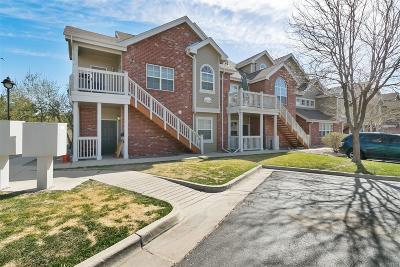 Aurora Condo/Townhouse Under Contract: 16352 East Fremont Avenue #6