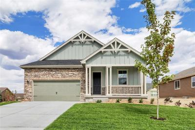 Elbert County Single Family Home Under Contract: 5755 Eldorado Circle