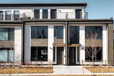 Cherry Creek Condo/Townhouse Under Contract: 47 North Harrison Street