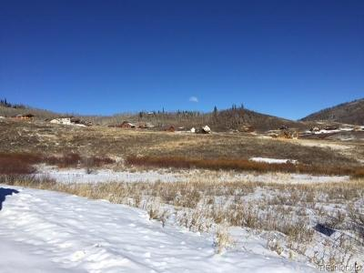 Clark Residential Lots & Land Active: 26990 Beaver Canyon Drive