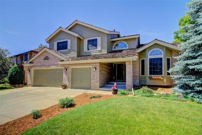 Littleton Single Family Home Active: 7 Yellow Flax
