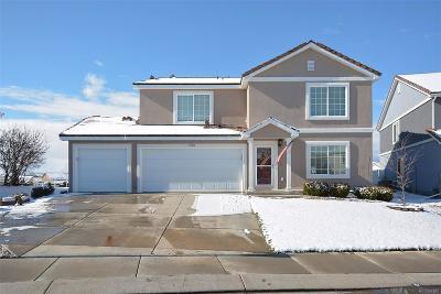 Fountain Single Family Home Under Contract: 7749 Lantern Lane