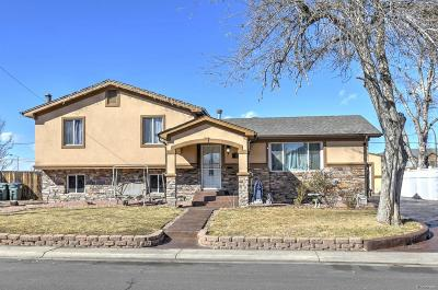 Northglenn Single Family Home Under Contract: 1461 East 119th Place