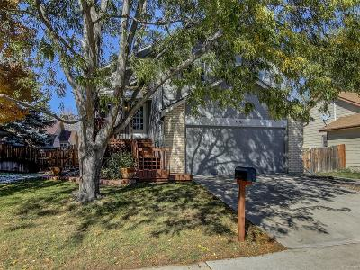 Broomfield Single Family Home Under Contract: 3151 South Princess Circle