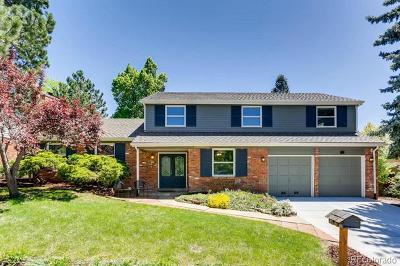 Centennial Single Family Home Active: 7376 South Jackson Street